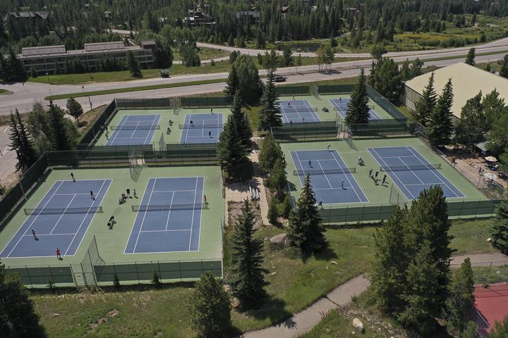 Keystone Tennis Center